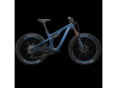 PIVOT CYCLES Trail 429 C Frame only Blue Factory