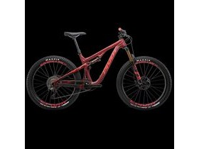 PIVOT CYCLES Trail 429 C Frame only Red