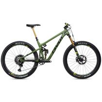 PIVOT CYCLES Bike SBCV2 Team XTR Live Green