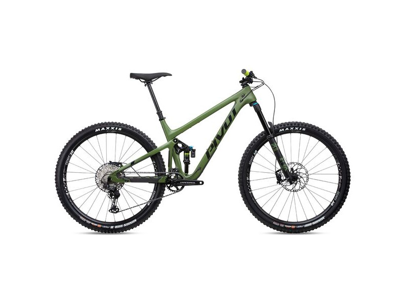 PIVOT CYCLES Bike SBCV2 Race XT 12 Green click to zoom image