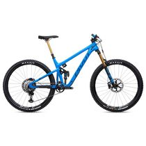 PIVOT CYCLES Bike SBCV2 Pro XT Live CW Blue