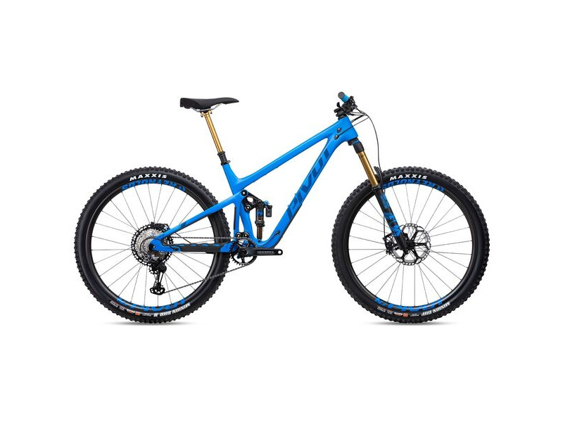 PIVOT CYCLES Bike SBCV2 Pro XT CW Blue click to zoom image