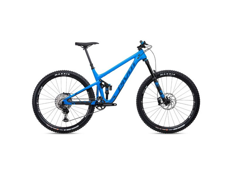 PIVOT CYCLES Bike SBCV2 Race XT 12 Blue click to zoom image