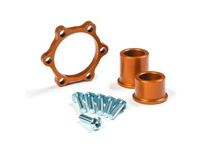 MRP Better Boost Adaptor Kit Front Boost adaptor kit for DT Swiss 350 15x100mm hubs - converts to 15x110