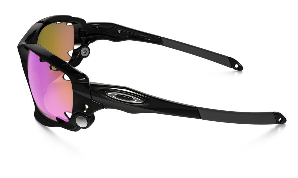 Oakley Racing Jacket Clear Lenses