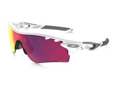 OAKLEY Radarlock Path Vented Prizm Road and persimmon lens