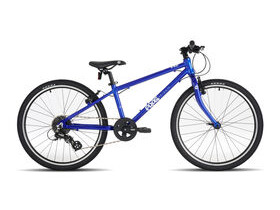 FROG BIKES 62 Electric Blue  click to zoom image