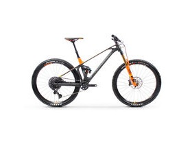 "MONDRAKER Foxy Carbon RR 29"" Bike 2019 Matt Carbon / Orange"