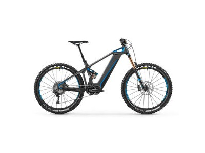 "MONDRAKER e-Crusher Carbon RR+ 27.5""+ Bike 2018"