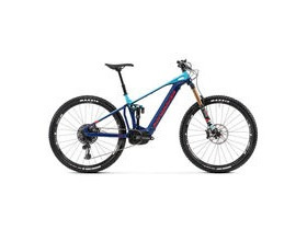 "MONDRAKER Crafty RR 29"" Bike 2020 Deep Blue / Light Blue / Flame Red"