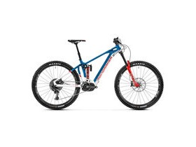 "MONDRAKER Level RR 29"" Bike 2020 White / Petrol / BoXXer Red"
