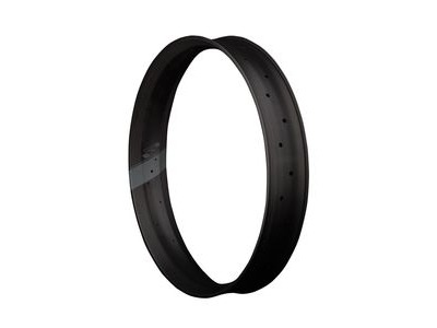 Whisky Parts Co NO.9 100mm Wide Carbon Fat Rim 32H