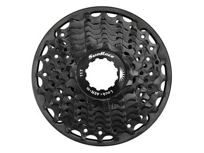 SunRace Downhill 7-Speed Cassette BlackChrome