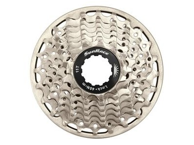 SunRace Downhill 7-Speed Cassette Champagne
