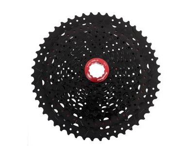 SunRace MX80 11-50t Cassette BlackChrome