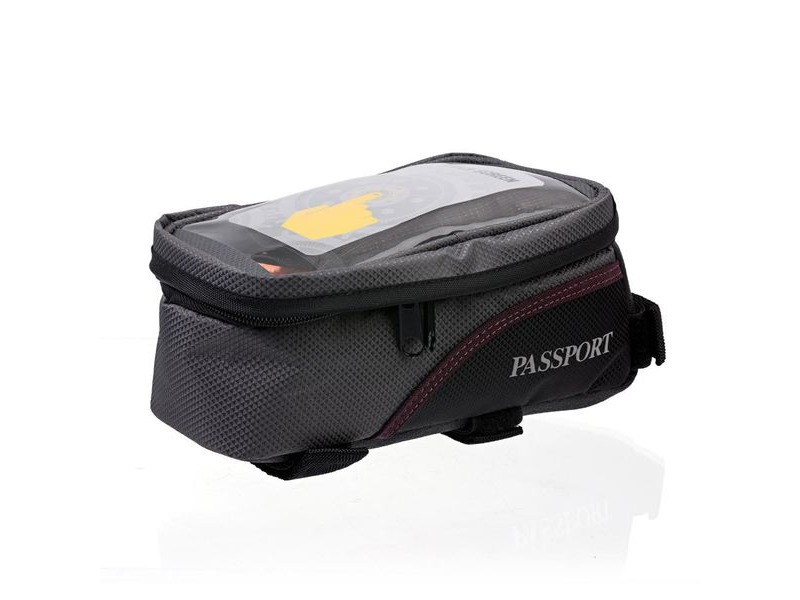 Passport Top Tube Bag Small click to zoom image