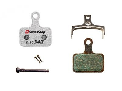 SwissStop E-Bike Disc Pads D34 - Shimano BR-RS805, BR-RS505
