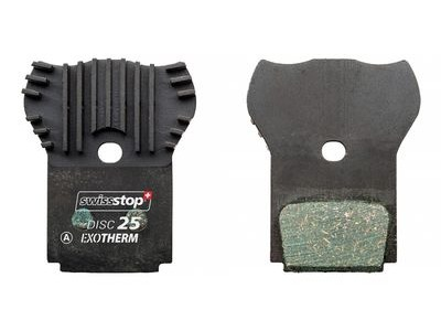 SwissStop Exotherm Disc Pads D25 - Formula Mega/The One/R1/RX
