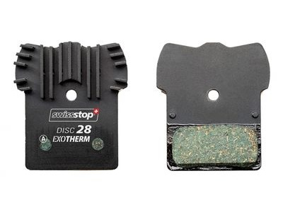 SwissStop Exotherm Disc Pads D28 - Shimano XTR 2011/BR M985
