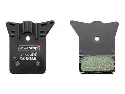 SwissStop Exotherm Disc Pads D34 - Shimano BR-RS805, BR-RS505