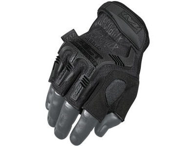 Mechanix Wear M-Pact Fingerless gloves Black