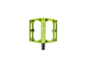 Deity Black Kat Pedals 100x100mm 100X100MM GREEN  click to zoom image