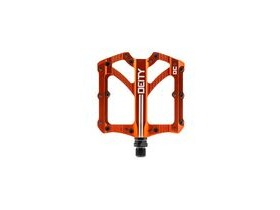 Deity Bladerunner Pedals 103x100mm 103X100MM ORANGE  click to zoom image