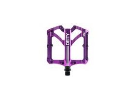 Deity Bladerunner Pedals 103x100mm 103X100MM PURPLE  click to zoom image