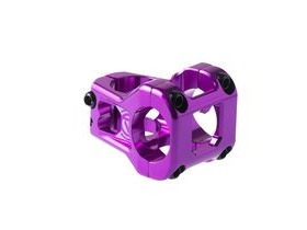 Deity Cavity Stem 31.8mm Clamp 35MM PURPLE  click to zoom image