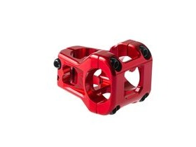 Deity Cavity Stem 31.8mm Clamp 35MM RED  click to zoom image