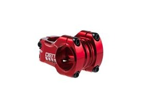 Deity Copperhead Stem 31.8mm Clamp 35MM RED  click to zoom image