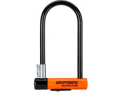 KRYPTONITE Evolution Standard -lock with FlexFrame bracket