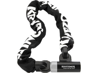 KRYPTONITE Kryptolok Series 2 995 Integrated Chain - 9 mm x 95 cm