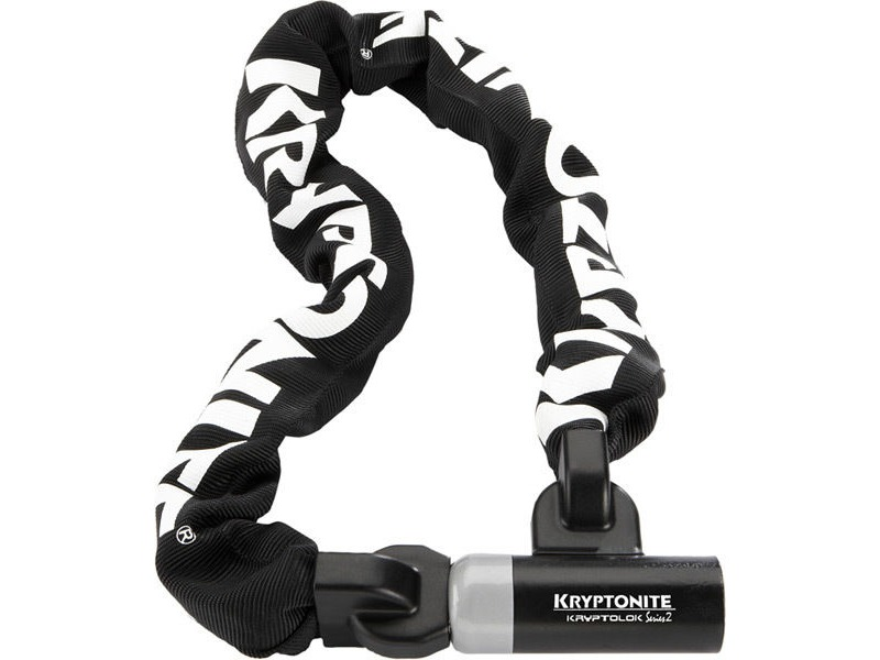 KRYPTONITE Kryptolok Series 2 995 Integrated Chain - 9 mm x 95 cm click to zoom image