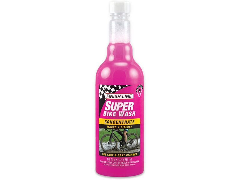 FINISH LINE Bike Wash 16 oz concentrate click to zoom image