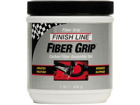 FINISH LINE Fiber Grip carbon fibre assembly gel 1lb/455ml tub