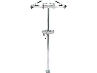 PARK TOOLS PRS-221 Deluxe Double Arm Repair Stand (With 100-3C Adjustable Linkage Clamps)