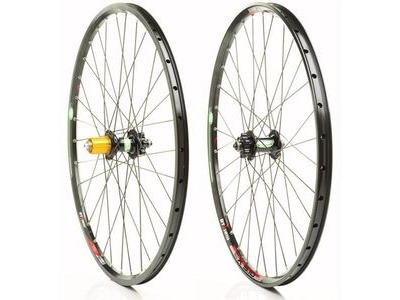 HOPE TECHNOLOGY Pro 11 evo Hoops Wheelset with rim choice