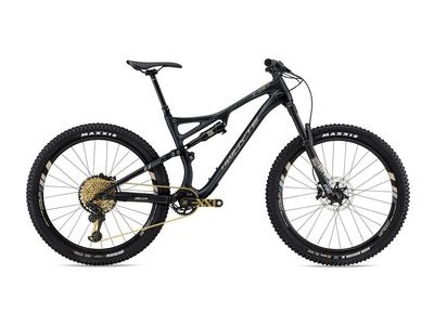 WHYTE T130C Works