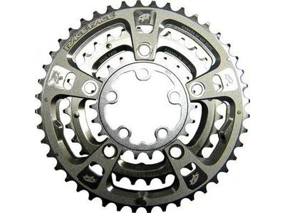 RACE FACE Race Face Chainring set 4x104BCD -Silver