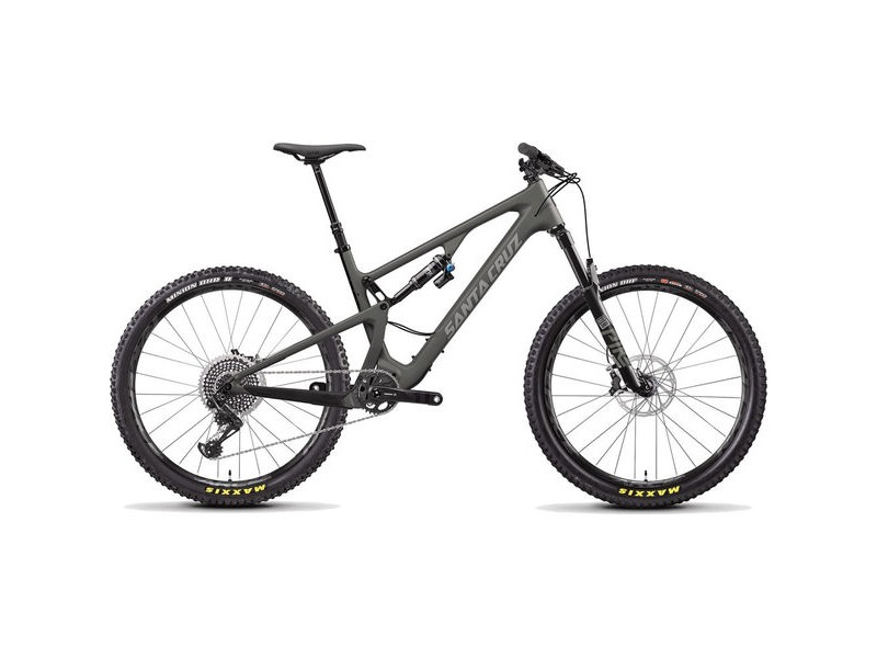 SANTA CRUZ 5010 Carbon CC XO1 Eagle Build click to zoom image