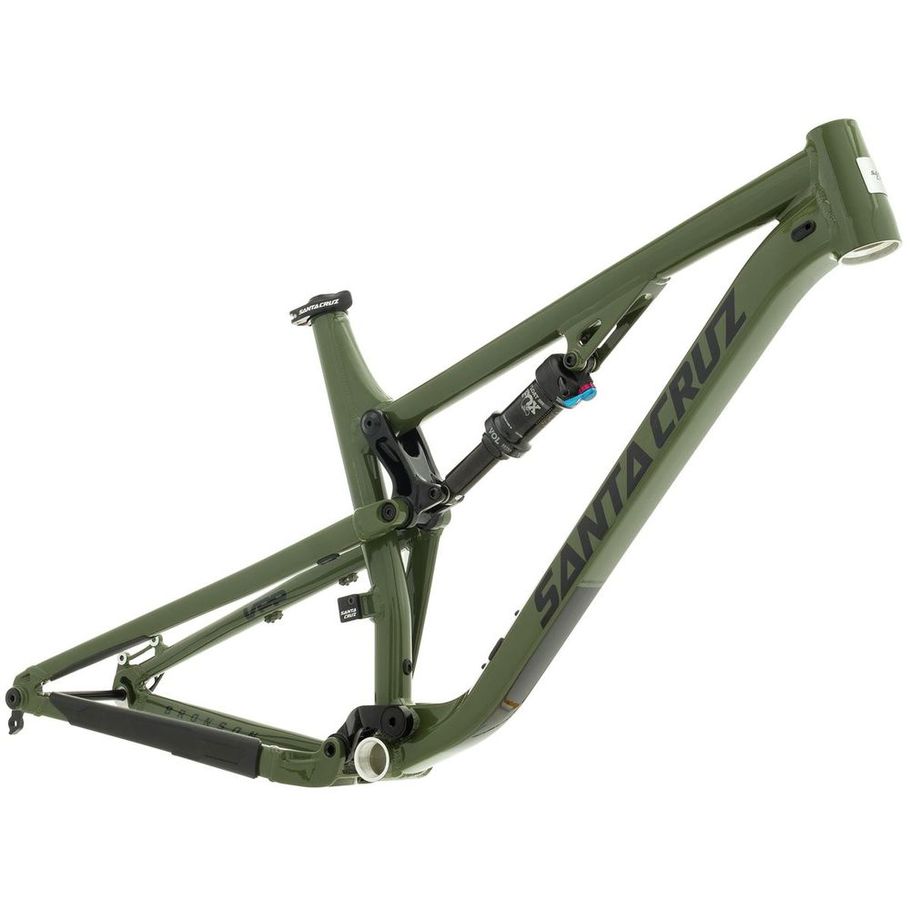 SANTA CRUZ Bronson Alloy 2018 :: £1799.00 :: FRAMES AND FORKS ...