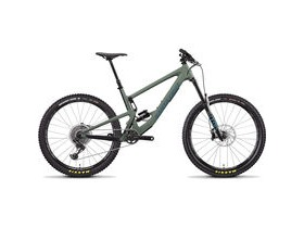 SANTA CRUZ Bronson CC XO1 Build 2020