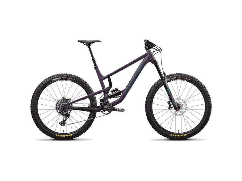 SANTA CRUZ Nomad Alloy R Build click to zoom image