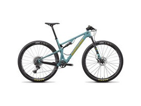 SANTA CRUZ Blur CC X01 Build 2020