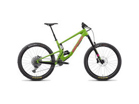 SANTA CRUZ Nomad C S Build 2021