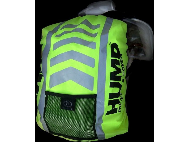 RESPRO Hi-Viz Hump rucsac cover - waterpoof fluorescent click to zoom image