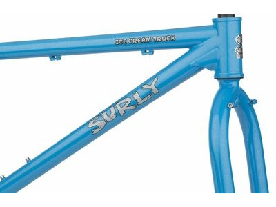 SURLY Ice Cream Truck FramesetSparkle Blue