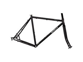 SURLY Straggler 650b frameset Black