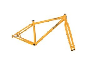 SURLY Karate Monkey 27.5+ Frameset Bright Orange